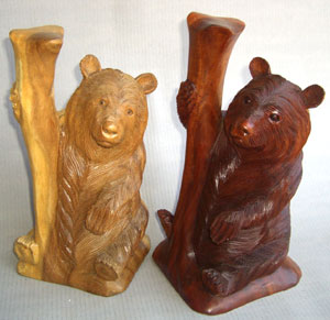 Wholesale Indonesia Animal Wooden Carving Handicrafts
